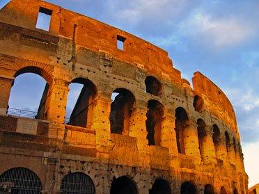 Colloseum i Rom