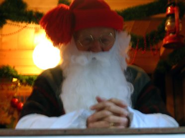 Jultomten