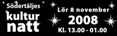 Södetälje Kulturnatt 2008