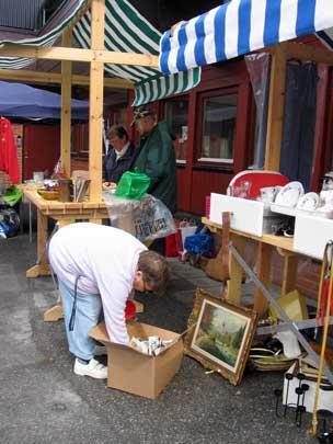 Loppmarknad