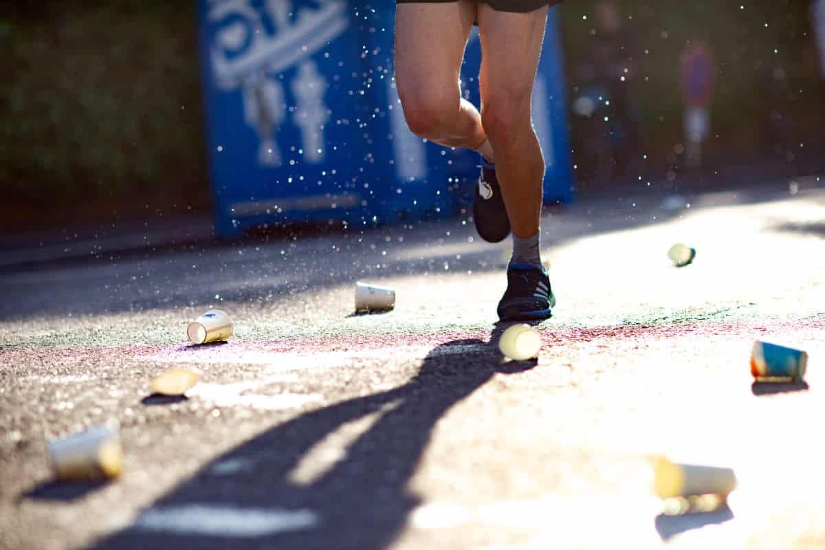 Marathonlöparen Tuulikki Räisänen