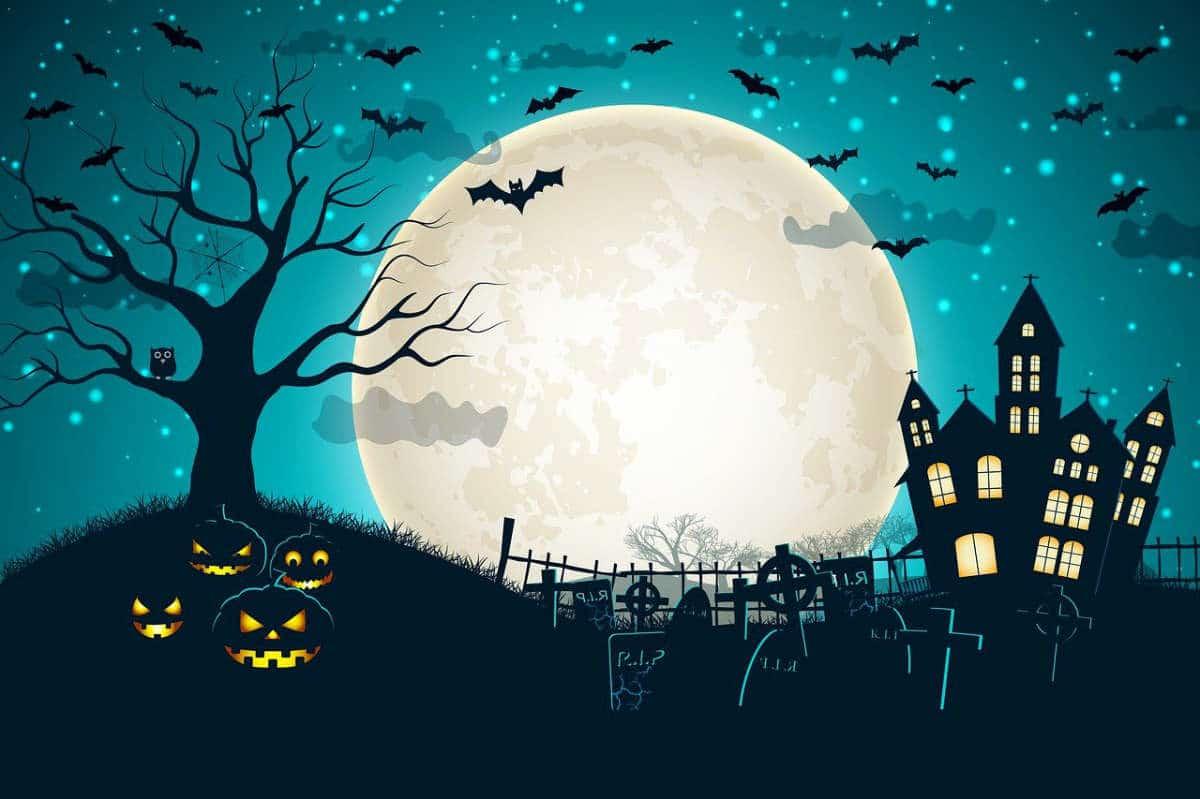 Skriv en Halloween-rysare