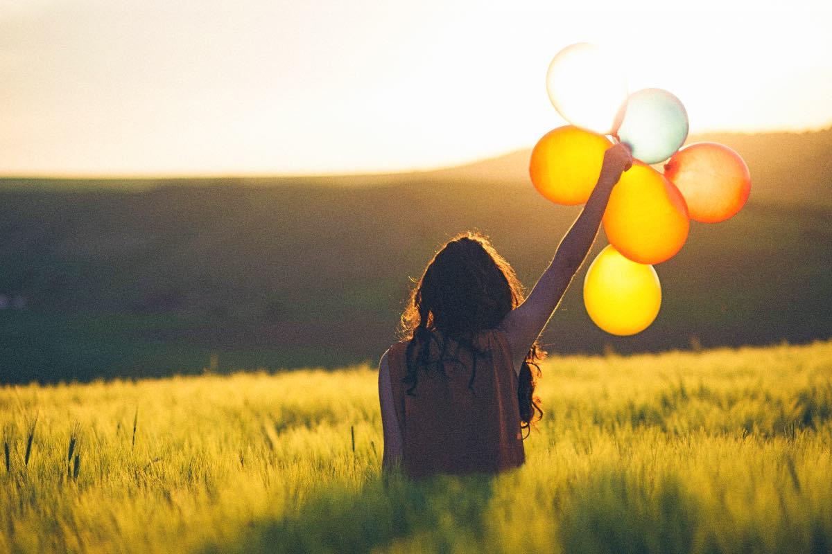 Gestalta lycka och lycka