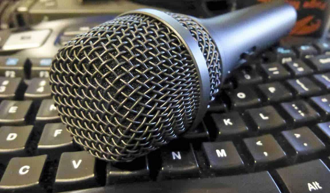 Utrustning du behöver för podcasting