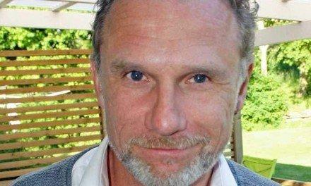 Magnus R Lindgren, poet – avsnitt 017