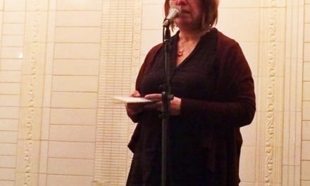 Susann Wilhelmsson, lektör och poet – avsnitt 026 Poetpodden