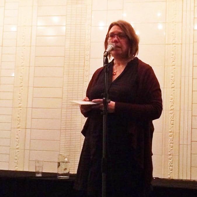 Susann Wilhelmsson, lektör och poet