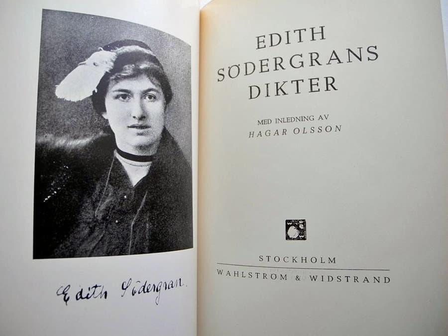 Poesins historiska utveckling i Sverige