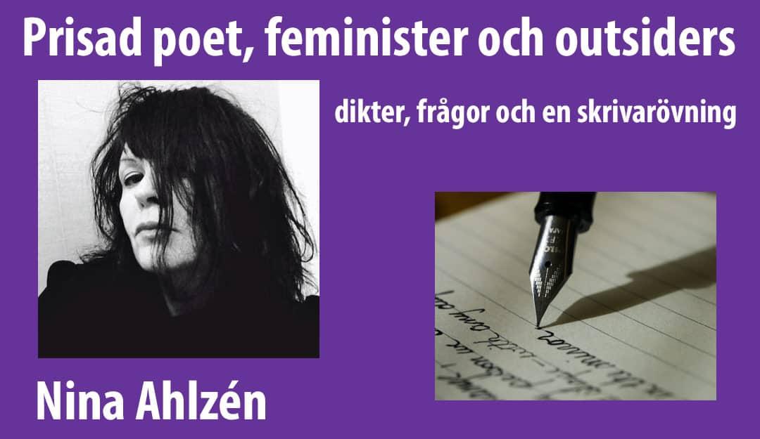 Prisade poeter, feminister och outsiders – avsnitt 46 Poetpodden
