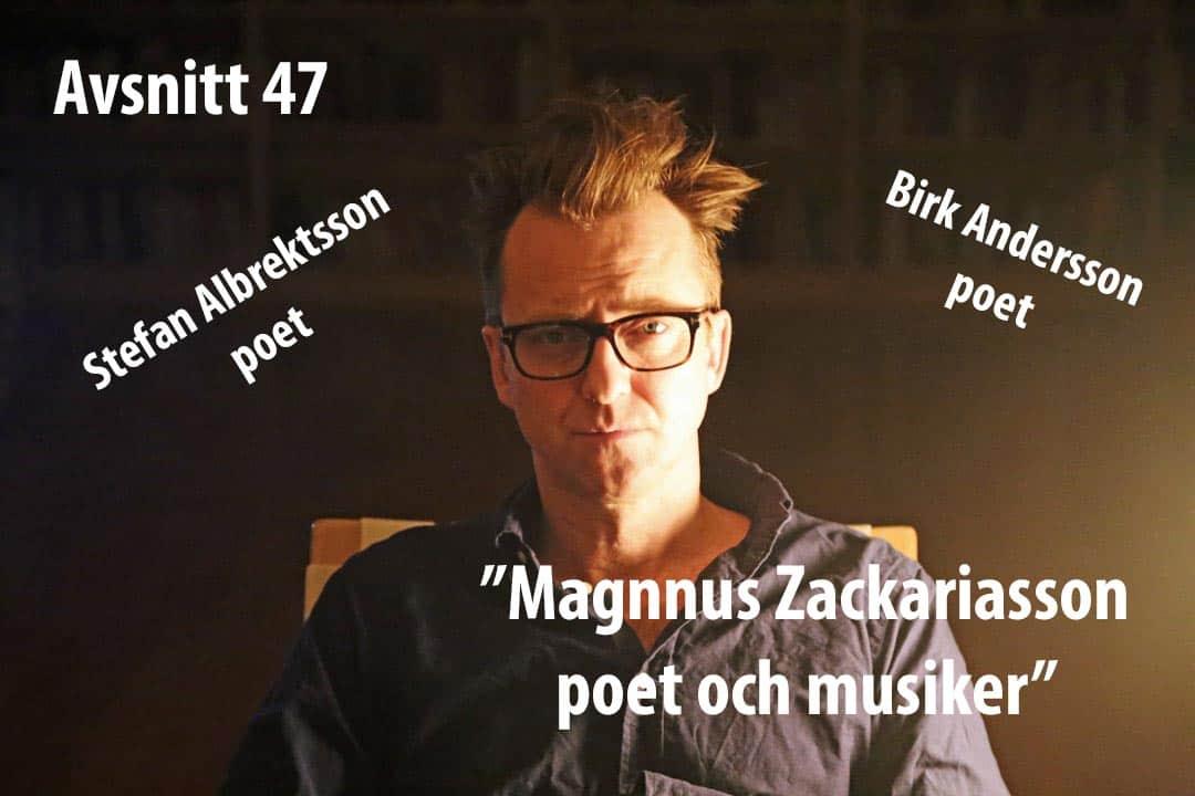 Magnus Zackariasson