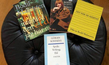 Fem inspirerande poeter – avsnitt 53 Poetpodden