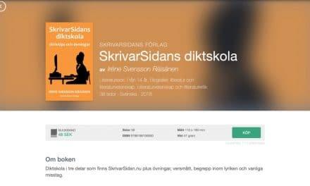 SkrivarSidans diktskola mjukband
