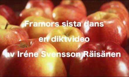 Diktvideon Farmors sista dans