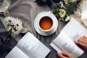 Två diktsamlingar
