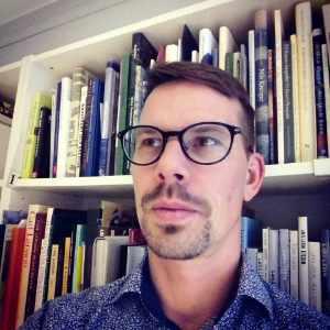 Mathias Jansson, redaktör